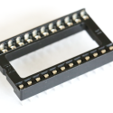 24-Pin Wide DIP Socket